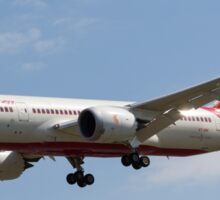 Air India Boeing 787 Sticker