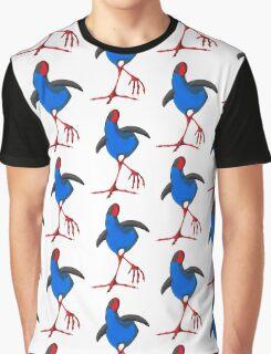 Pukeko 4 Graphic T-Shirt