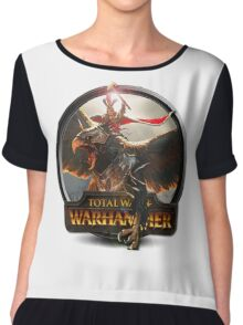 Total War: Warhammer Patch Chiffon Top