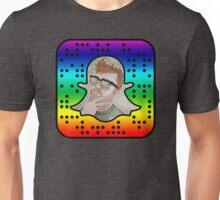 JonnoPlaysCoC on Snapchat Unisex T-Shirt