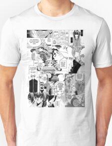 My Manga-reading Journey Unisex T-Shirt