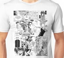 My Manga-reading Journey Unisex T-Shirt