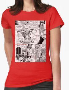 My Manga-reading Journey Womens Fitted T-Shirt