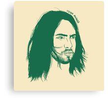 Kevin Parker (Tame Impala) Canvas Print