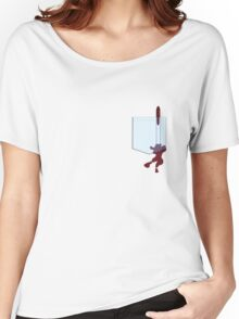 """""""Oh no my pen is leaking!"""" Women's Relaxed Fit T-Shirt"""