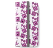 Pansy iPhone Wallet/Case/Skin