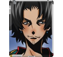 Mugen from Samurai Champloo iPad Case/Skin