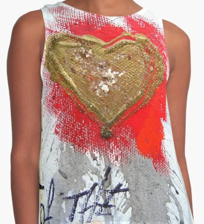 the heart of it all Contrast Tank