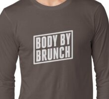 BodyByBrunch Logo Long Sleeve T-Shirt