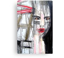 bruxa Canvas Print