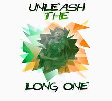 Shane Long Irish International Euro 2016 - Unleash the Long One Unisex T-Shirt