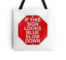 A physics joke. Tote Bag
