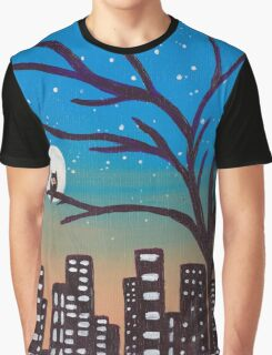 The Owl's City Graphic T-Shirt