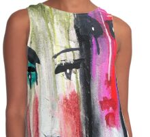 emotions 1 Contrast Tank