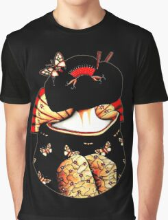 Geisha Girl TShirt Graphic T-Shirt