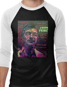 John Prine Men's Baseball ¾ T-Shirt