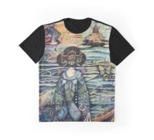 vintage geisha Graphic T-Shirt