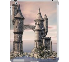 Fantasy Castle on The Sea iPad Case/Skin
