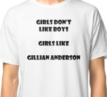 Girls like Gillian Classic T-Shirt