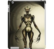 Alien Cyborg iPad Case/Skin