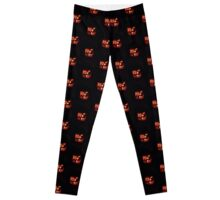 Trick or Treat Pumpkin Leggings