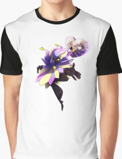 Super Paper Mario - Dimentio Graphic T-Shirt