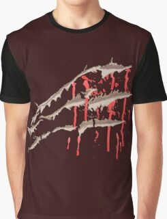Ripped By Claws Graphic T-Shirt