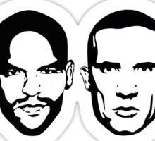 Prison Break- Michael, Sucre, Lincoln & T-bag Sticker