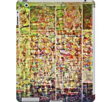 Cognitive Mapping  iPad Case/Skin