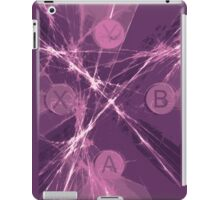 XBox Controller  Purple iPad Case/Skin