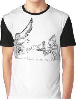 Ultraman X Knifehead Graphic T-Shirt