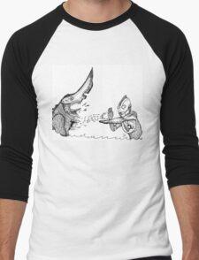 Ultraman X Knifehead Men's Baseball ¾ T-Shirt