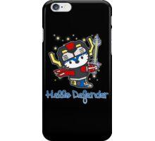 Hello Defender iPhone Case/Skin