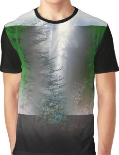 Layers of Entanglement 3 Graphic T-Shirt