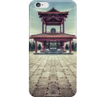 The Oriental Touch iPhone Case/Skin