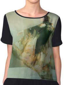 Go for the moon. If you don't get it, you'll still be heading for a star. Chiffon Top