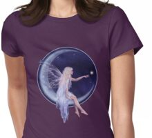 Birth of a Star Moon Fairy Womens Fitted T-Shirt