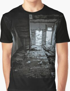 Abandoned and Desolate II Graphic T-Shirt