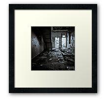 Abandoned and Desolate II Framed Print