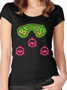 Battletoads Women's Fitted Scoop T-Shirt