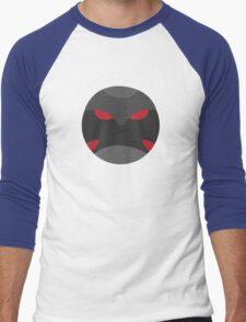 Krimzon Guard Pattern Men's Baseball ¾ T-Shirt