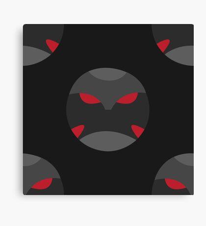 Krimzon Guard Pattern Canvas Print