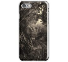 Steam and rainforest iPhone Case/Skin
