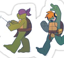Turtle Tots Sticker