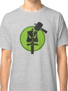 Underground Pattern Classic T-Shirt