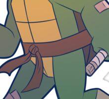 Turtle Tot Raph Sticker