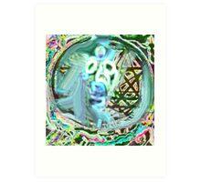 SiGiL 23 Charged Art Print