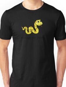 Pwease no steppy Unisex T-Shirt