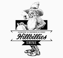 Authentic Southern Spirit Hillbillies Shine Unisex T-Shirt