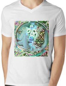 SiGiL 23 Charged Mens V-Neck T-Shirt